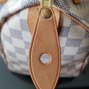 Louis Vuitton Bags - Louis Vuitton Azur Damier - Speedy 25